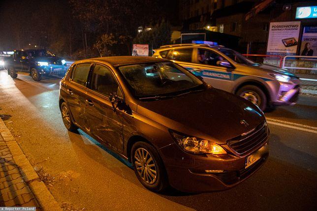 Szaleńczy rajd pirata drogowego w Zakopanem. Mężczyzna usłyszał zarzuty
