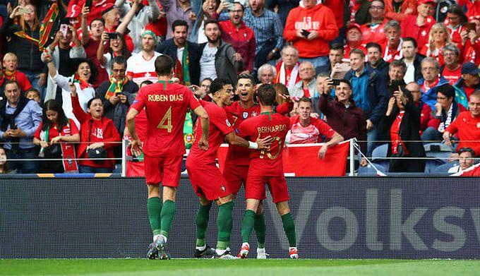 e76a33a5a Finał Ligi Narodów UEFA na żywo: Portugalia - Holandia na żywo. Transmisja  TV, darmowy stream online!
