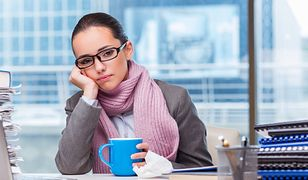 Kobiety częściej marzną w pracy niż mężczyźni.