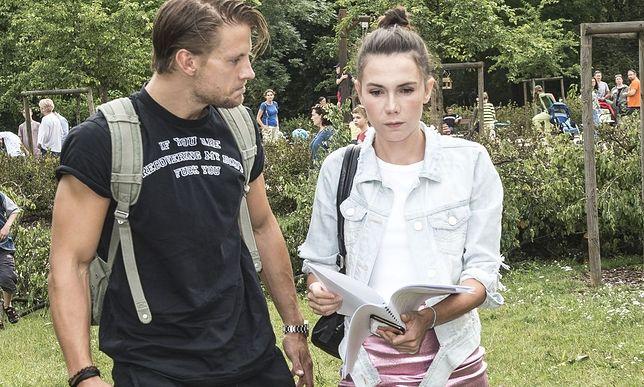 Olga Bołądź i Sebastian Fabijański układają sobie życie osobno