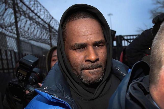 R. Kelly dał pierwszy występ po pobycie w areszcie
