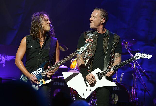 Metallica w Polsce. Zespół wykonał kultowy utwór Czesława Niemena