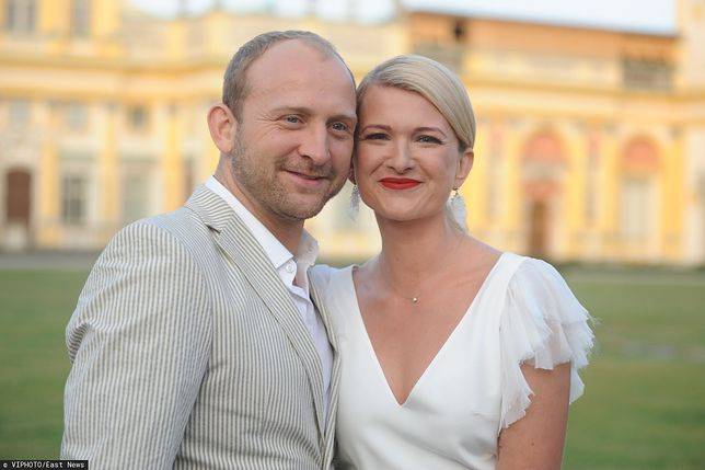 Borys Szyc i Justyna Nagłowska wyczekują narodzin syna