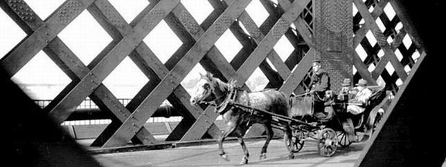 Dotknij mostu Kierbedzia. Golędzinów, fort i katastrofy mostowe (SPACER)