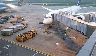 Koronawirus w Polsce. Na Okęciu wylądował samolot samolot z artykułami medycznymi