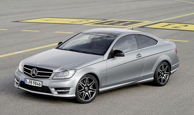 Mercedes Klasy C w pikantnej wersji