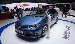 Ruszyła przedsprzedaż hybrydowej Toyoty Auris