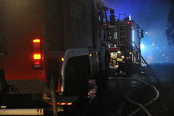 Tragiczny bilans pożarów w święta. Zginęło 14 osób