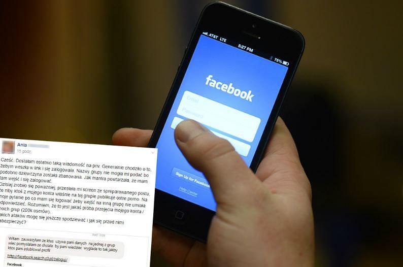 Uwaga na nowe oszustwo na Facebooku. Przysyłają wiadomość niby w dobrej wierze