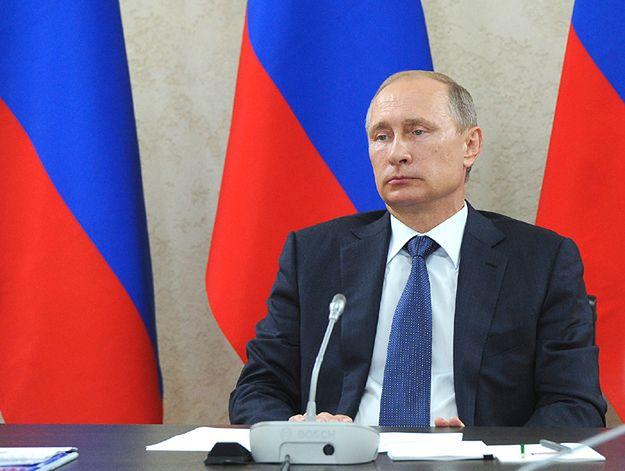 Władimir Putin na Krymie: Rosja jest duszą i sercem za Donbasem