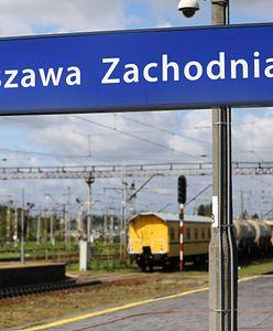 Warszawa. Zmiana organizacji ruchu przy Dworcu Zachodnim