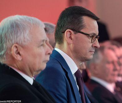 W ostatnim czasie relacje na linii Jarosław Kaczyński - Mateusz Morawiecki uległy ochłodzeniu