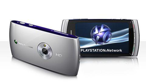 Xbox LIVE w WM7, PSN w Ericssonach