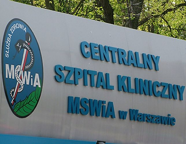Zamieszanie z dymisją dyrektora szpitala MSWiA. Resort: złożył rezygnację