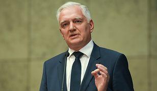 Wybory prezydenckie. Jarosław Gowin postawił się Jarosławowi Kaczyńskiemu