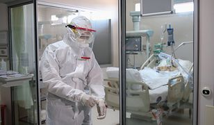 Koronawirus. Co z respiratorami? Dr Dzieciątkowski odpowiada (zdjęcie ilustracyjne)