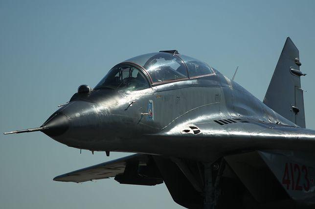 MiG-29 na sprzedaż. 19 maszyn wyceniono na 38 mln złotych