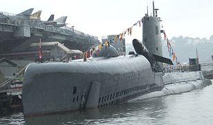 Tak wygląda okręt podwodny od środka