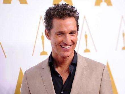 Matthew McConaughey w głowie swojego bohatera