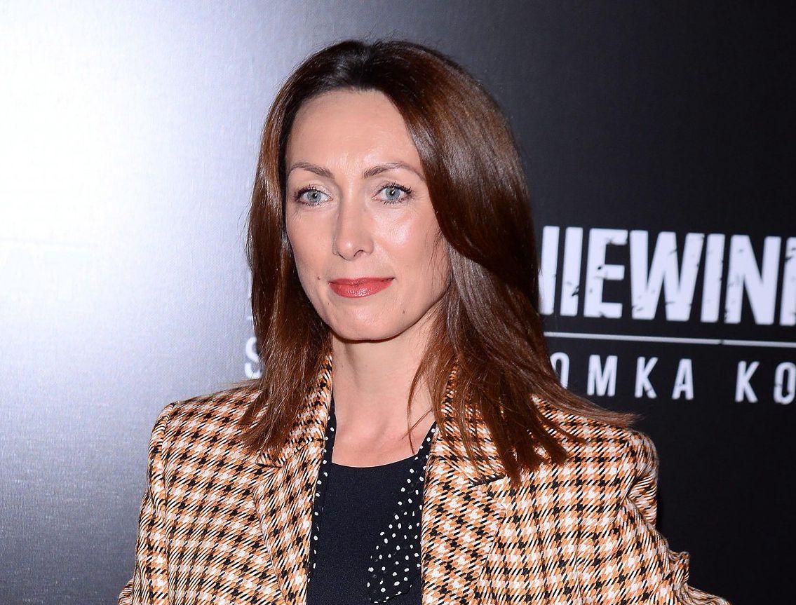 Anna Kalczyńska ma koronawirusa.