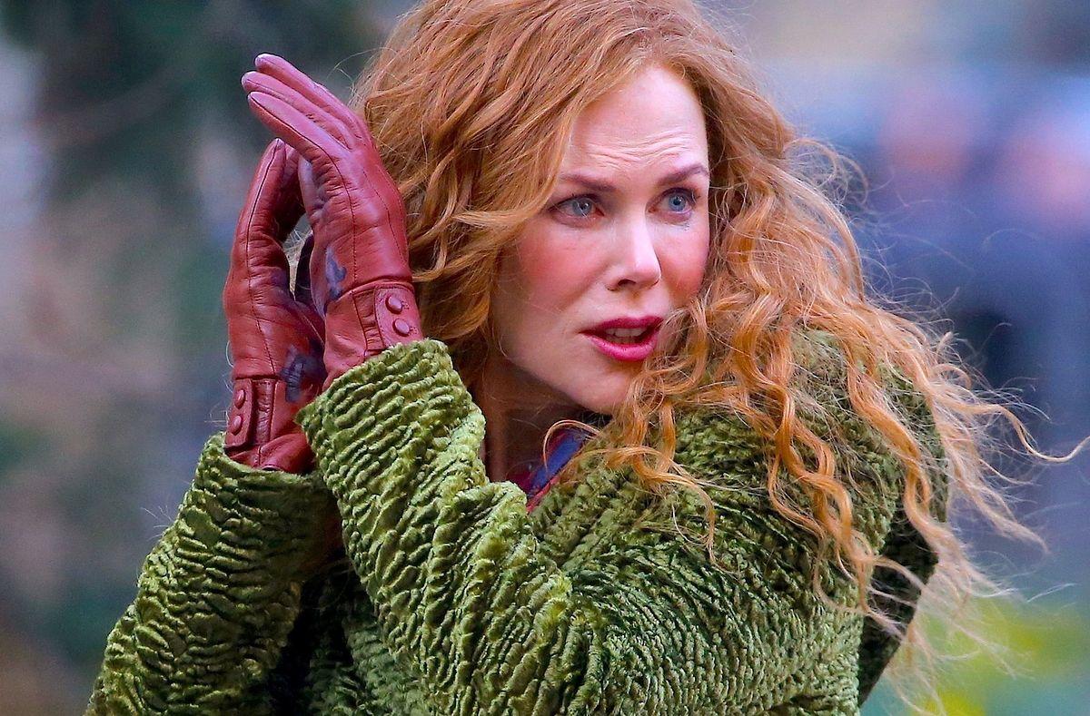 """Nicole Kidman daje popis aktorstwa w """"Od nowa"""""""