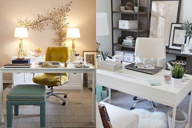 W aranżacja gabinetu domowego ogromną rolę pełnią komfortowe meble