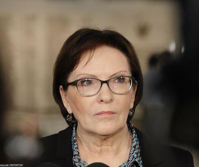Aborcja. Ewa Kopacz: Jarosław Kaczyński zgotował piekło kobietom