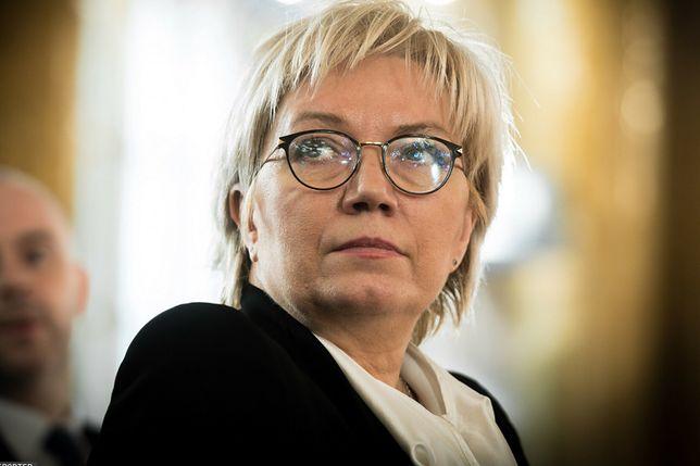"""Julia Przyłębska była gościem """"Gościa Wiadomości"""""""