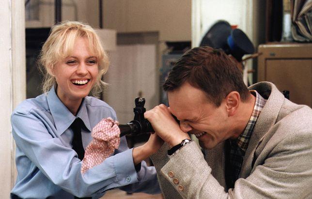 """Rzuciła aktorstwo na dobre. Pacjenci nie wiedzą, że grała w """"13 posterunku"""""""