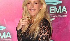 Ellie Goulding w koronkowym koszmarze