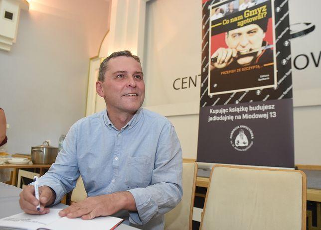 Cezary Gmyz oskarżył dziennikarza Leszka Szymowskiego m.in. o współpracę z komunistyczną Służbą Bezpieczeństwa