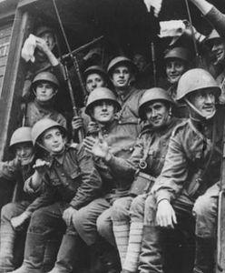 Żołnierze rozpoznania z Armii Berlinga