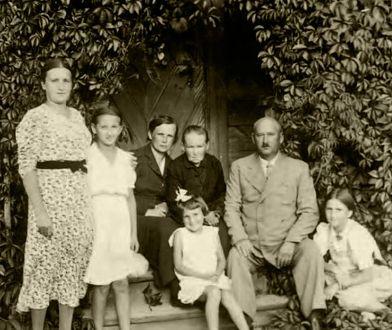 """""""Inka"""" z Olchówki. Historia rodzinna"""