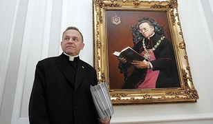 """Ks. Henryk Jankowski, przed laty kapelan """"Solidarności"""""""