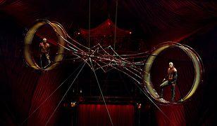 Cirque du Soleil w Warszawie [WIDEO]