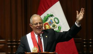 Pedro Pablo Kuczynski zaprzysiężony na prezydenta Peru