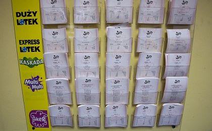 Lotto: najwyższa kumulacja w 2014 r.