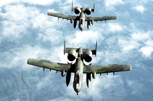 Fairchild A-10 Thunderbolt II. Bali się go wrogowie. Uwielbiali go sojusznicy