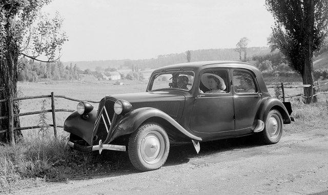 Citroën Traction Avant świętuje w tym roku swoje 80. urodziny