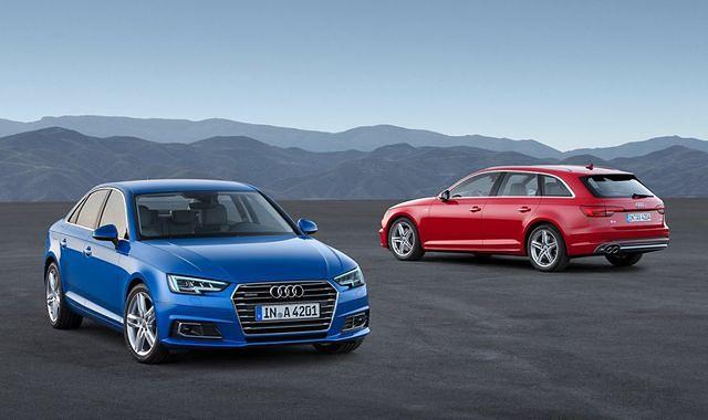 Nowe Audi A4 i A4 Avant