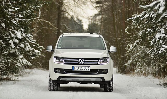 VW Amarok 2.0 Bi-TDI Ultimate: pickup na co dzień