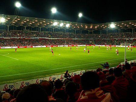 Ile można zarobić na prawach do nazwy stadionu?