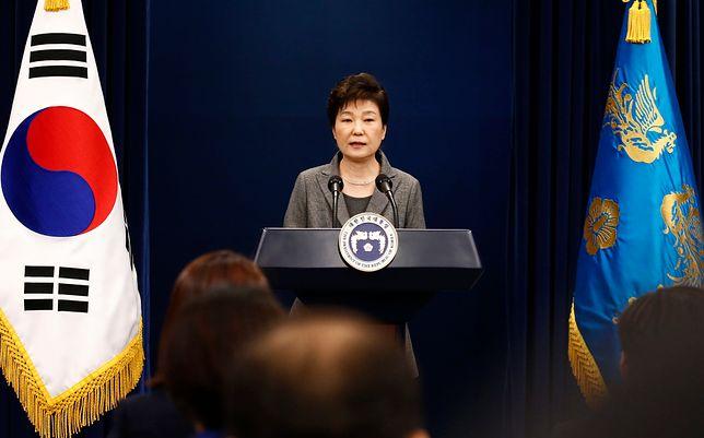 """Park Geun Hieutrzymuje, że jest niewinna i padła ofiarą """"politycznej zemsty"""""""