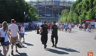 Policja podsumowuje wczorajszy mecz na Stadionie Narodowym
