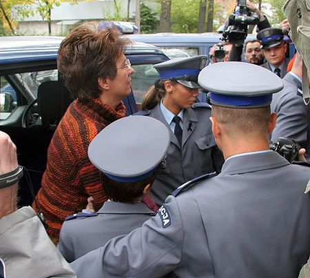 Jakubowska aresztowana - spędzi trzy miesiące za kratami