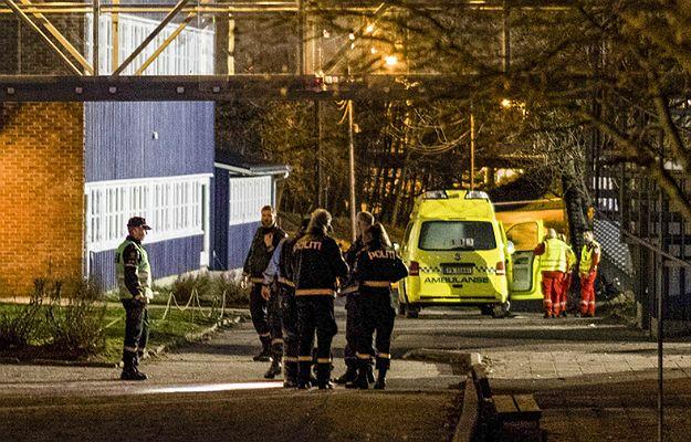 Atak nożownika w Kristiansand w Norwegii