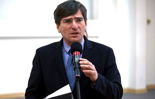 Prezes Stowarzyszenia Dziennikarzy Polskich Krzysztof Skowroński