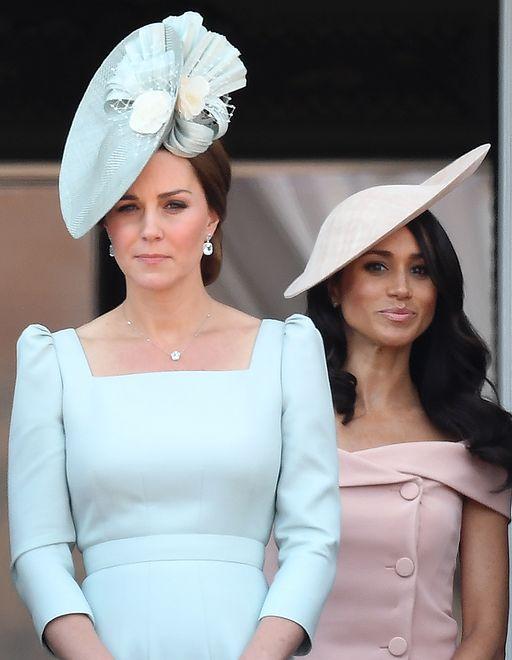 Meghan była blisko, ale to styl Kate okazał się najbardziej inspirujący