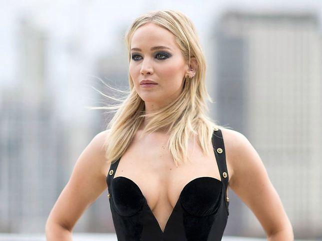 Jennifer Lawrence już po ślubie