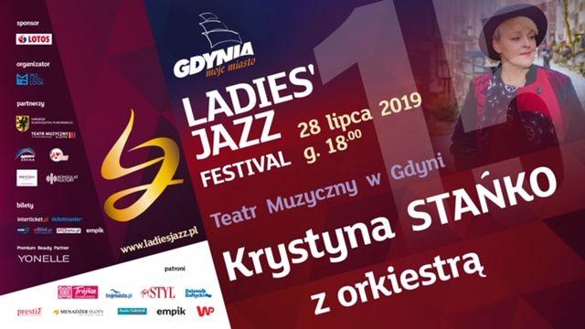 Wydarzenie Ladies Jazz Festival odbędzie się w teatrze Muzycznym w Gdyni